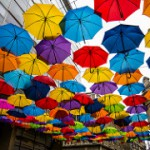 Knirps(クニルプス)の折りたたみ傘を購入!